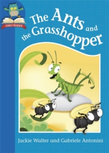 Must Know Stories: Level 1: The Ants and the Grasshopper, Paperback Book