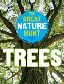 The Great Nature Hunt: Trees, Hardback Book