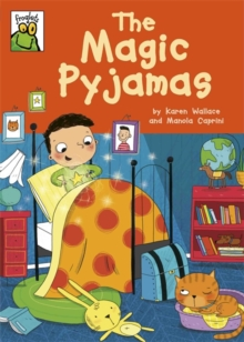Froglets: The Magic Pyjamas, Paperback / softback Book