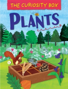 The Curiosity Box: Plants, Hardback Book