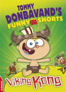 EDGE: Tommy Donbavand's Funny Shorts: Viking Kong, Paperback Book