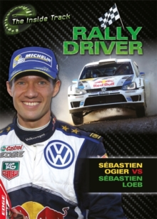 EDGE: The Inside Track: Rally Driver - Sebastien Ogier vs Sebastien Loeb, Hardback Book
