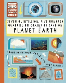 The Big Countdown: Seven Quintillion, Five hundred Quadrillion Grains of Sand on Planet Earth, Paperback / softback Book