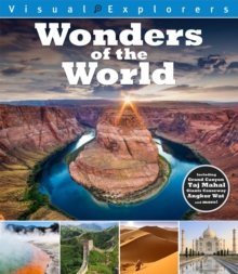 Visual Explorers: Wonders of the World, Hardback Book