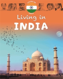 Living in: Asia: India, Hardback Book