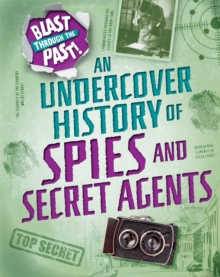 An Undercover History of Spies and Secret Agents, Hardback Book