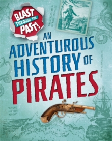 An Adventurous History of Pirates, Hardback Book