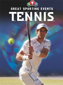 Great Sporting Events: Tennis, Paperback Book