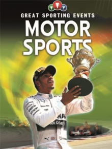 Great Sporting Events: Motorsports, Paperback Book