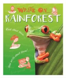 Write On: Rainforests, Paperback / softback Book