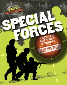 Elite Defenders: Special Forces, Hardback Book