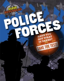 Elite Defenders: Police Forces, Hardback Book