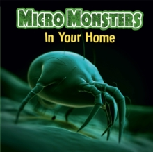 Micro Monsters: In the Home, Hardback Book