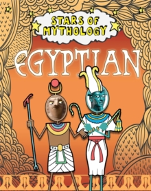 Stars of Mythology: Egyptian, Hardback Book
