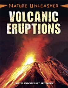 Nature Unleashed: Volcanic Eruptions, Hardback Book