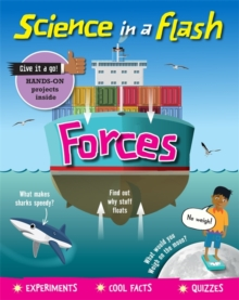 BOOM! Science: Forces, Hardback Book