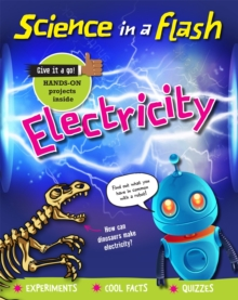 Science in a Flash: Electricity, Paperback / softback Book
