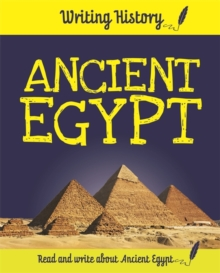 Writing History: Ancient Egypt, Paperback / softback Book