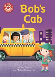 Reading Champion: Bob's Cab : Independent Reading Red 2, Paperback / softback Book