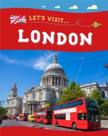 Let's Visit: London, Hardback Book