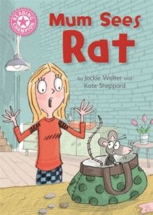 Reading Champion: Mum Sees Rat : Independent Reading Pink 1A, Paperback / softback Book