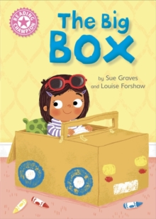 Reading Champion: The Big Box : Independent Reading Pink 1B, Hardback Book