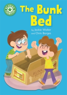 Reading Champion: The Bunk Bed : Independent Reading Green 5, Hardback Book