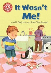 Reading Champion: It Wasn't Me! : Independent Reading Red 2, Hardback Book