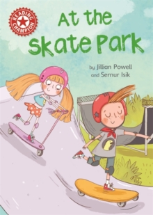 Reading Champion: At the Skate Park : Independent Reading Red 2, Hardback Book