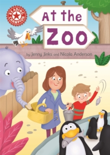 Reading Champion: At the Zoo : Independent Reading Red 2, Hardback Book