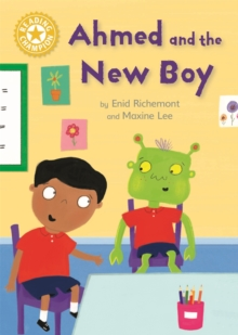 Reading Champion: Ahmed and the New Boy : Independent Reading Yellow 3, Hardback Book