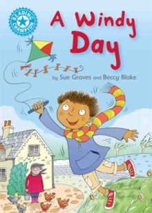 Reading Champion: A Windy Day : Independent Reading Blue 4, Paperback Book