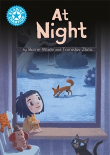 Reading Champion: At Night : Independent Reading Blue 4, Hardback Book