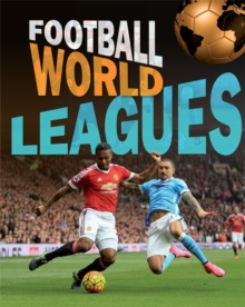 Football World: Leagues, Hardback Book