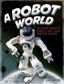 A Robot World, Hardback Book