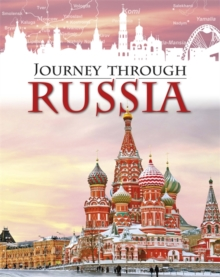 Journey Through: Russia, Paperback Book