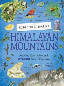 Expedition Diaries: Himalayan Mountains, Hardback Book