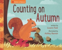 Maths in Nature: Counting on Autumn, Hardback Book