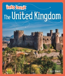 Info Buzz: Geography: The United Kingdom, Hardback Book