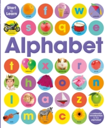 Start To Learn: Alphabet, Paperback / softback Book