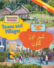 Dual Language Learners: Comparing Countries: Towns and Villages (English/Urdu), Hardback Book