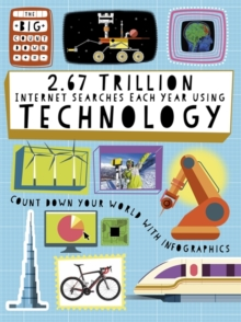 The Big Countdown: 2.67 Trillion Internet Searches Each Year Using Technology, Paperback / softback Book