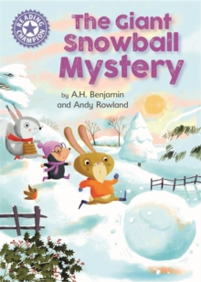 Reading Champion: The Giant Snowball Mystery : Independent Reading Purple 8, Paperback / softback Book