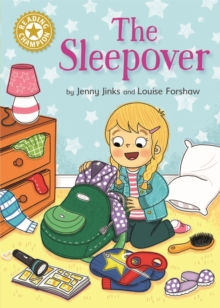 Reading Champion: The Sleepover : Independent Reading Gold 9, Hardback Book