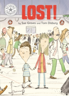 Reading Champion: Lost! : Independent Reading White 10, Hardback Book