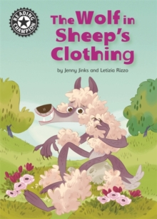 Reading Champion: The Wolf in Sheep's Clothing : Independent Reading 12, Paperback / softback Book