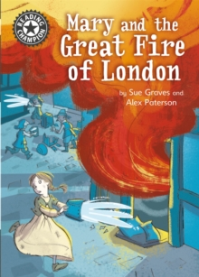 Reading Champion: Mary and the Great Fire of London : Independent Reading 13, Paperback / softback Book