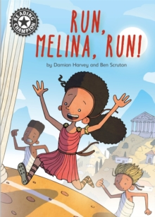 Reading Champion: Run, Melina, Run : Independent Reading 14, Hardback Book