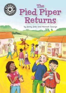 Reading Champion: The Pied Piper Returns : Independent Reading 14, Hardback Book