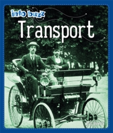 Info Buzz: History: Transport, Hardback Book